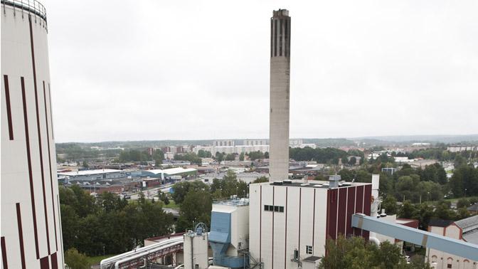 Eskilstuna Energi, Sweden
