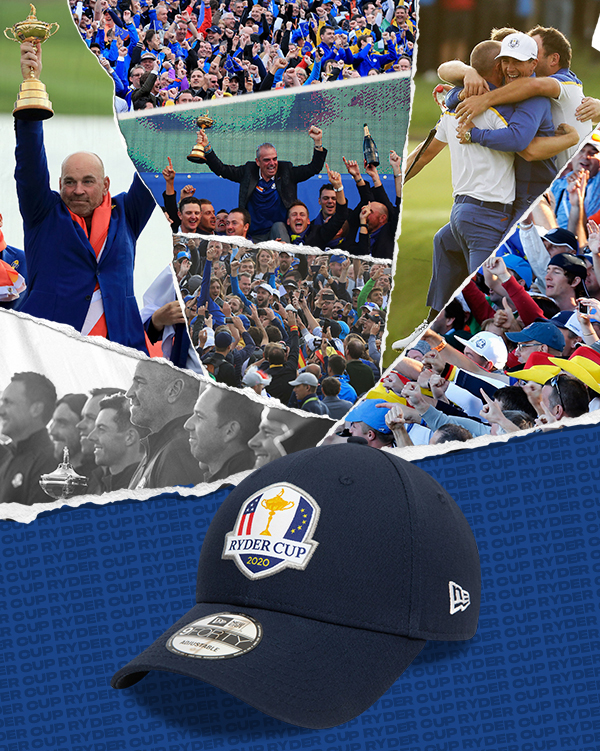 Discover the 2021 Ryder Cup range